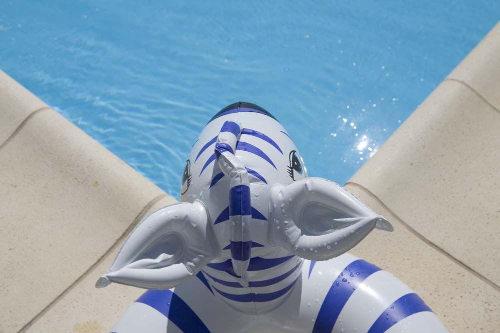 Piscina per bambini Hotel Mexico 3 stelle sul mare