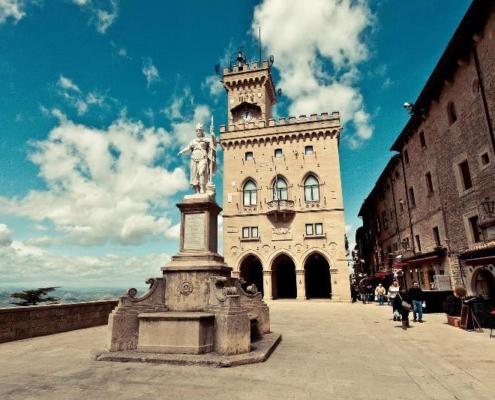 San Marino Cathedral